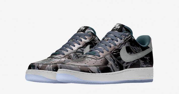 Nike Air Force 1 Low Tonal Tiger Camo