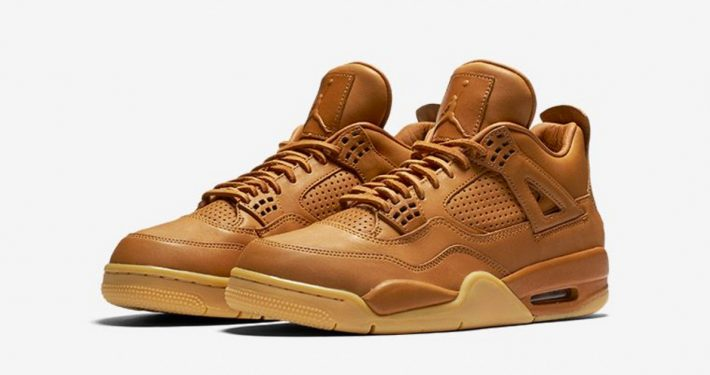 Nike Air Jordan 4 Retro Premium Ginger