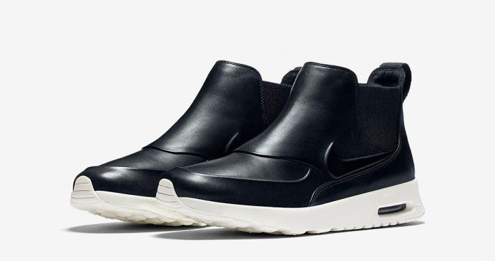 Nike Air Max Thea Mid Black