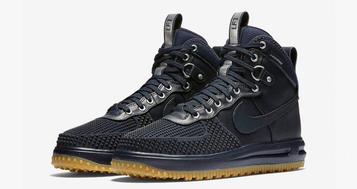 Nike Lunar Force 1 Duckboot Obsidian