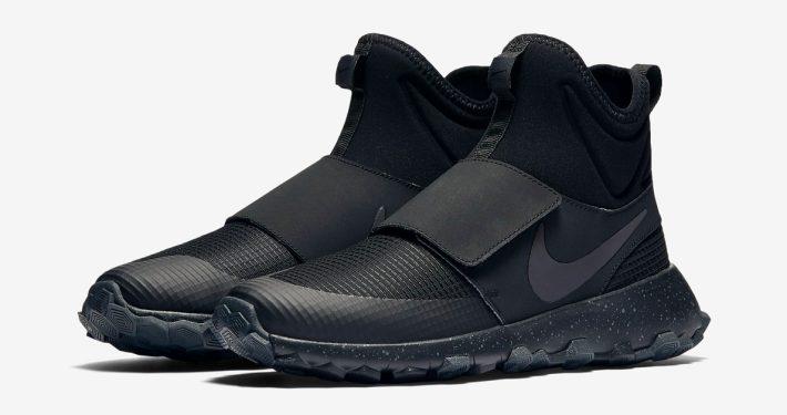 Nike Roshe Mid Winter Stamina GS Black