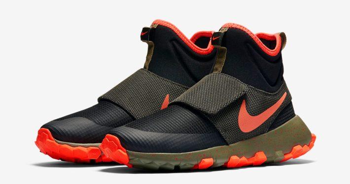 Nike Roshe Mid Winter Stamina GS Olive
