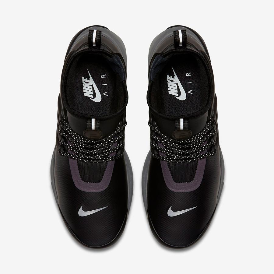 hot sale online 76ed7 b6070 Womens Nike Air Presto Mid Utility Black ...