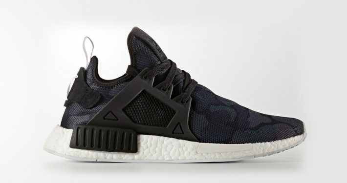 Adidas NMD XR1 Core Black Camo