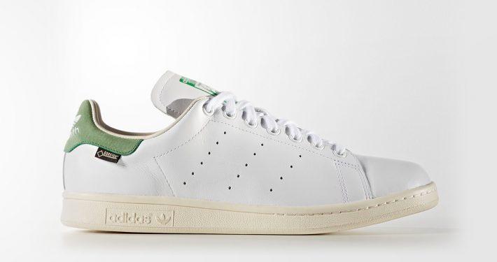Adidas Stan Smith GTX White Green