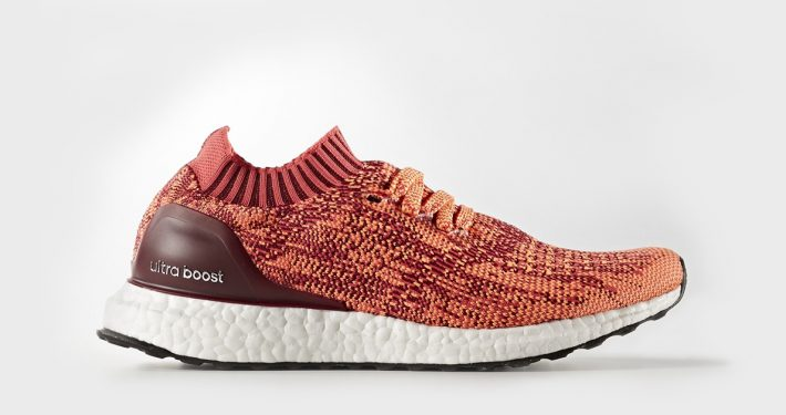 Womens Adidas Ultra Boost Uncaged Pink Orange