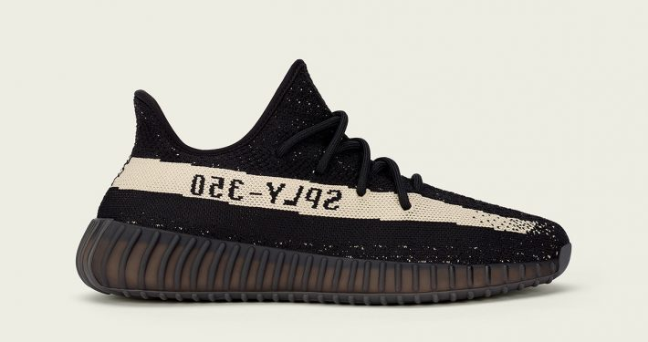 Adidas Yeezy Boost 350 V2 Black White