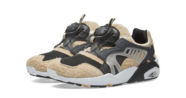 Kicks Lab x Puma Disc Blaze Desert Trooper