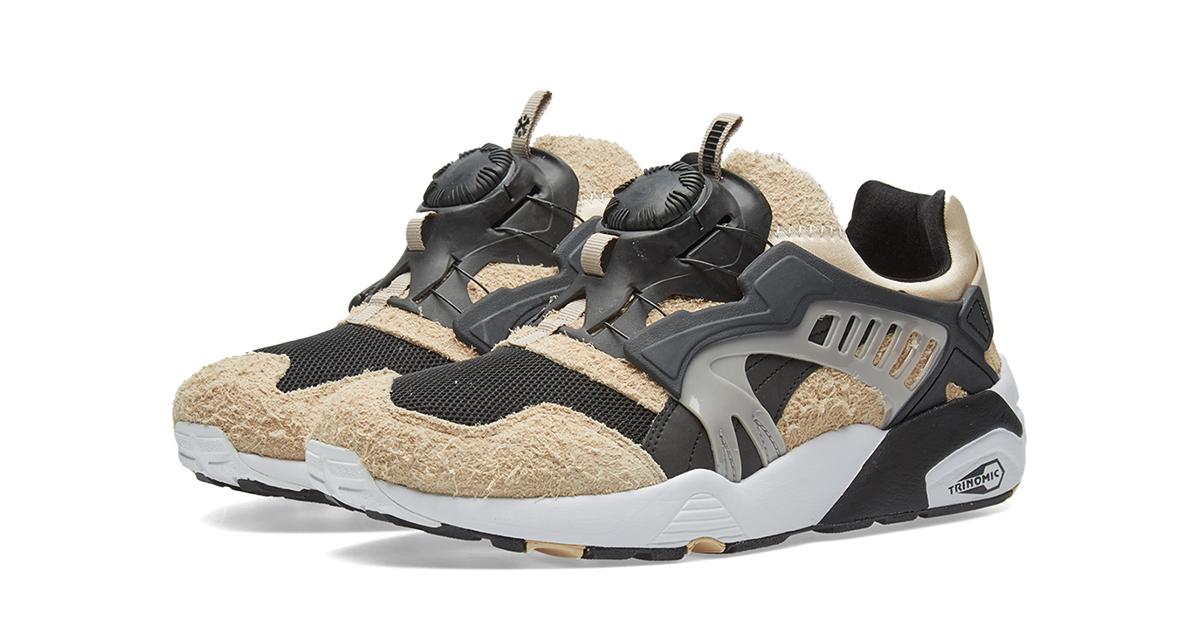 Kicks Lab x Puma Disc Blaze Desert Trooper