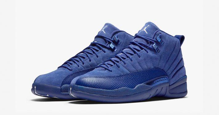 Nike Air jordan 12 Retro Deep Royal Blue
