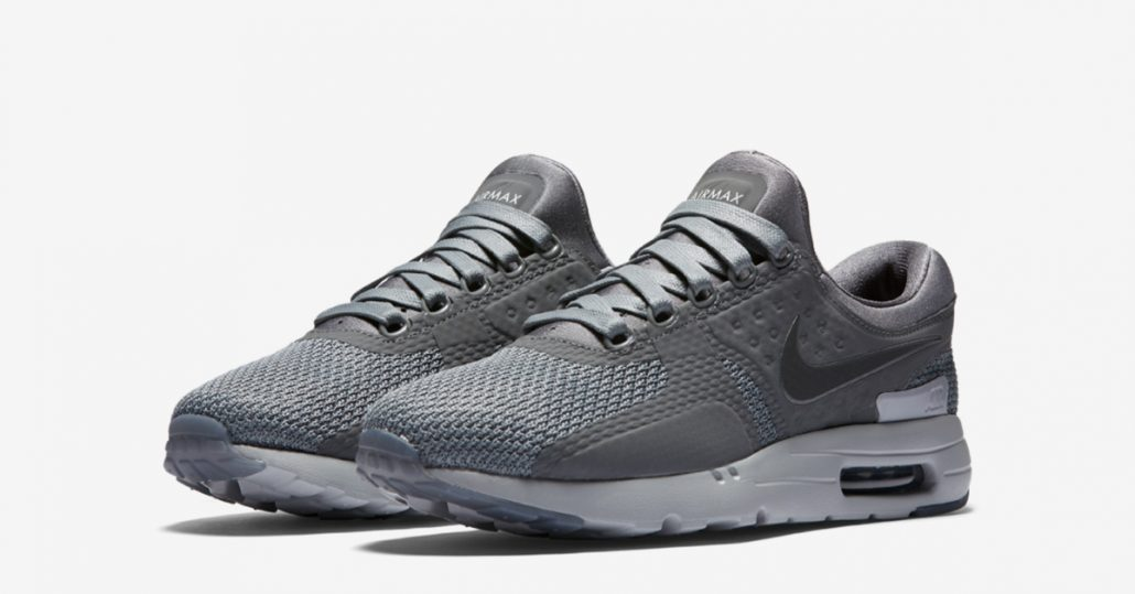 Nike Air Max Zero Cool Grey