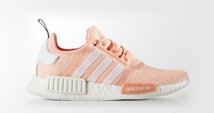 Womens Adidas NMD R1 Sunglow