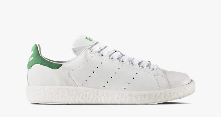 Adidas Stan Smith Boost White Green