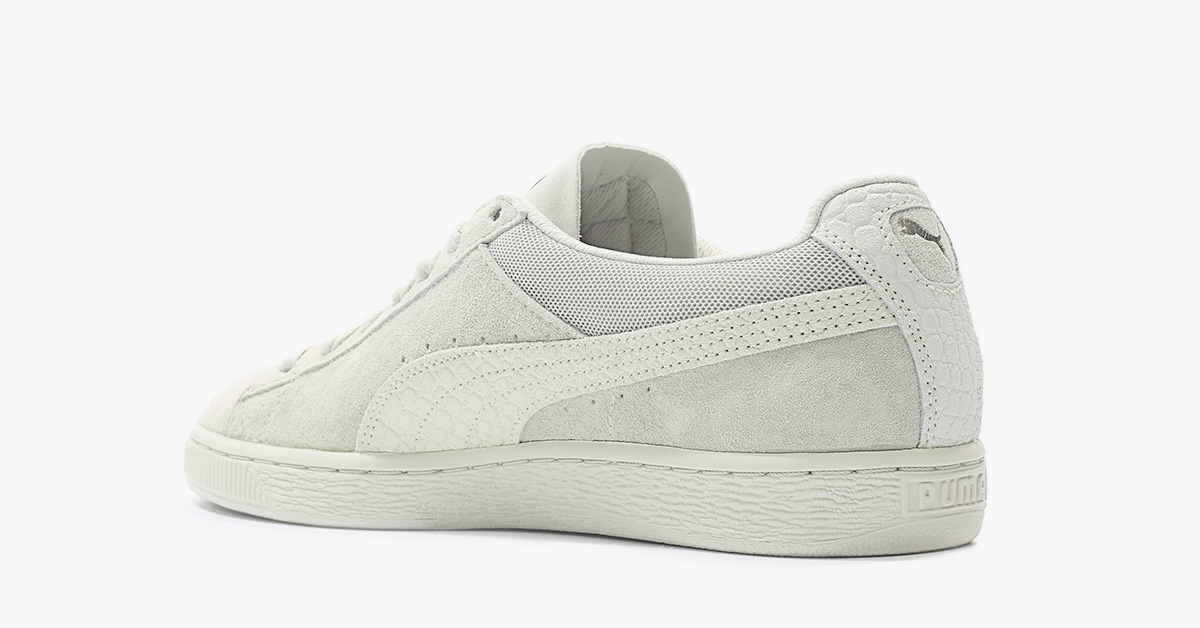 Diamond Supply x Puma Suede Classic White