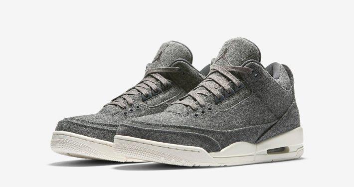Nike Air Jordan 3 Wool