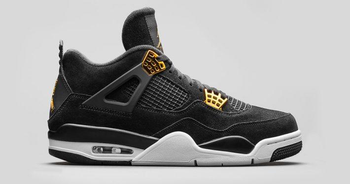 Nike Air Jordan 4 Royalty