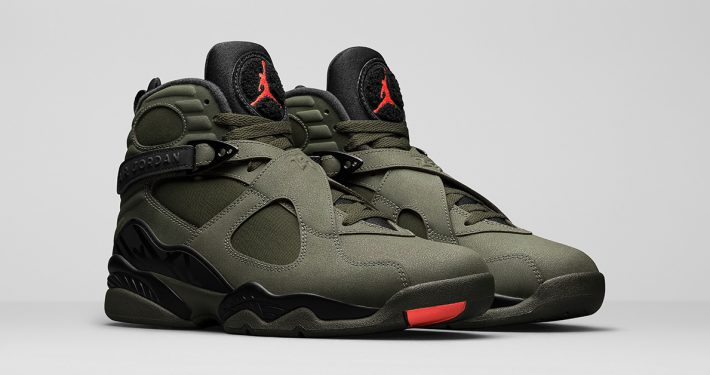 Nike Air Jordan 8 Take Flight