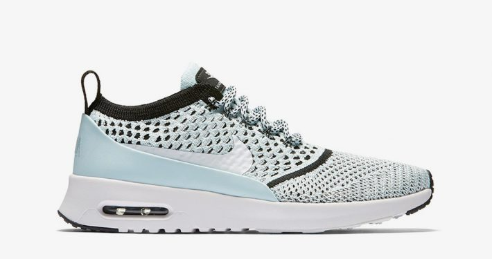 Nike Air Max Thea Flyknit Glacier Blue