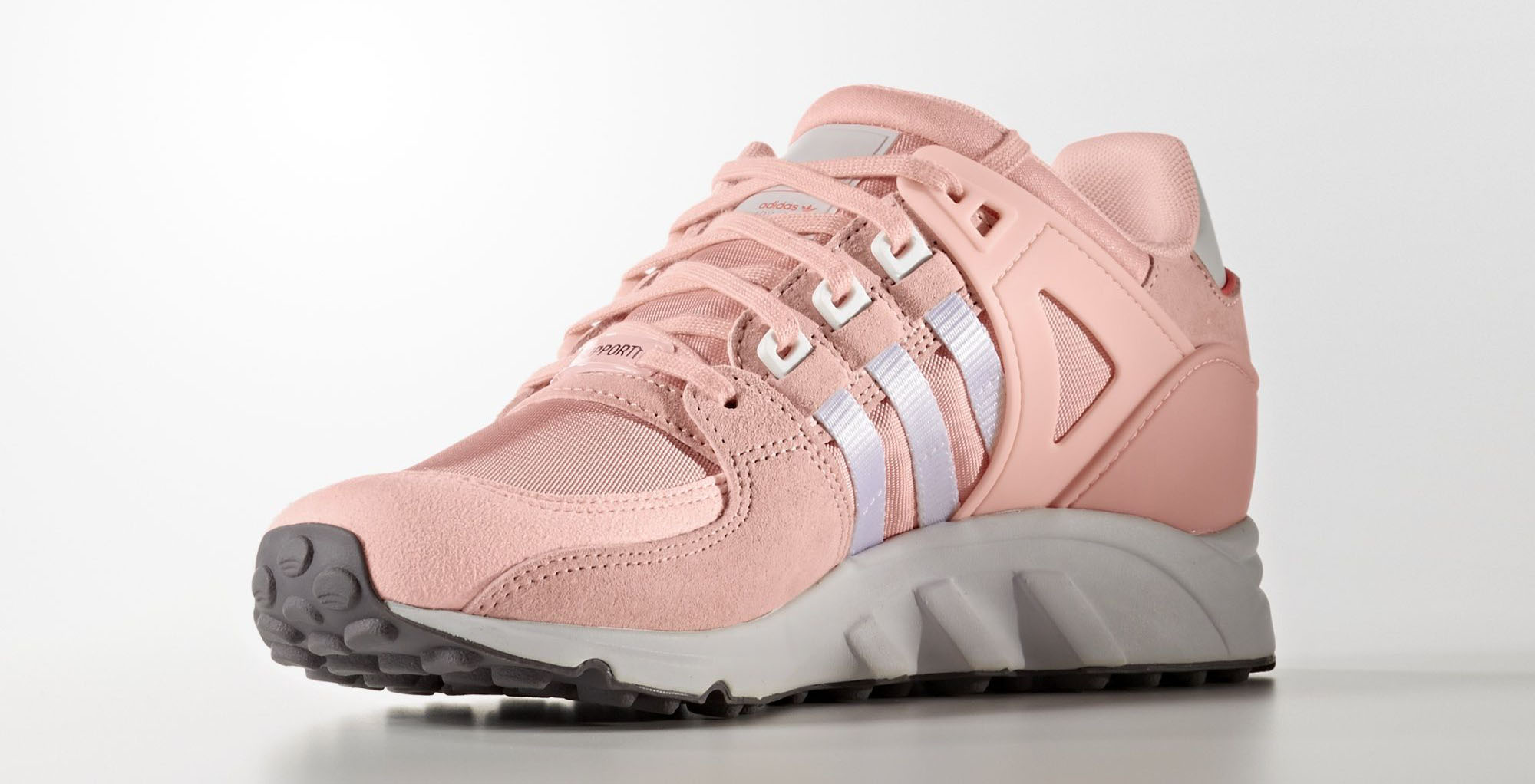 buy online 5c96b 1c638 Womens Adidas EQT Support RF Haze Coral