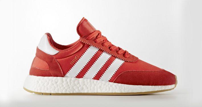 Adidas Iniki Red