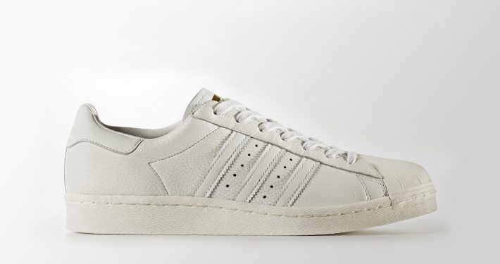 Adidas Superstar Boost Vintage White