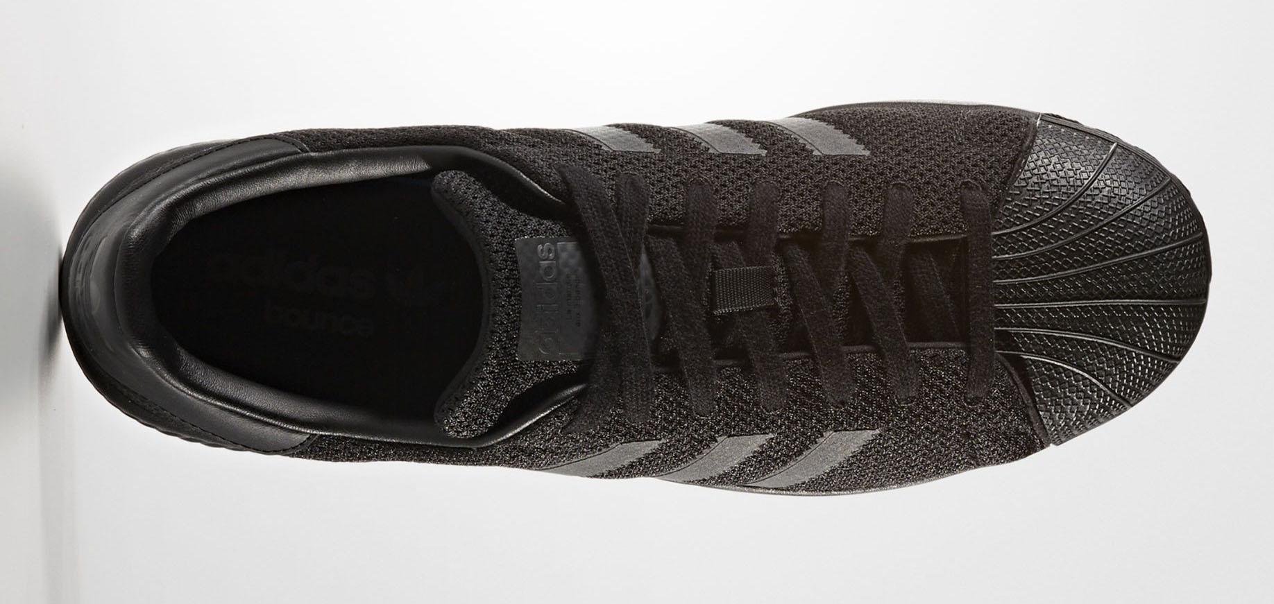 Adidas Superstar Bounce Triple Black