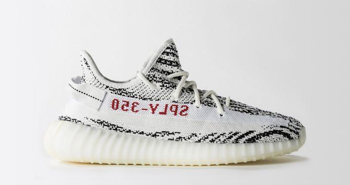Adidas Yeezy Boost 350 V2 Zebra Restock