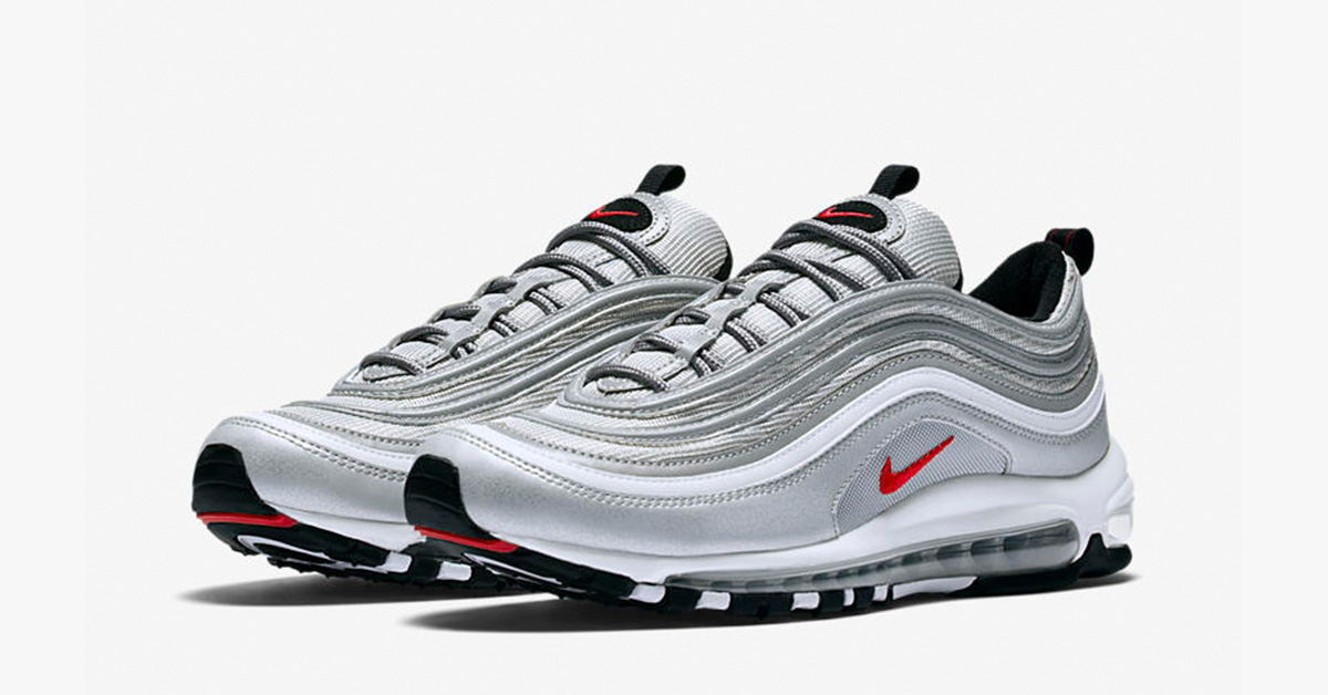 promo code a55f2 bb5a2 Nike Air Max 97 OG Silver Bullet