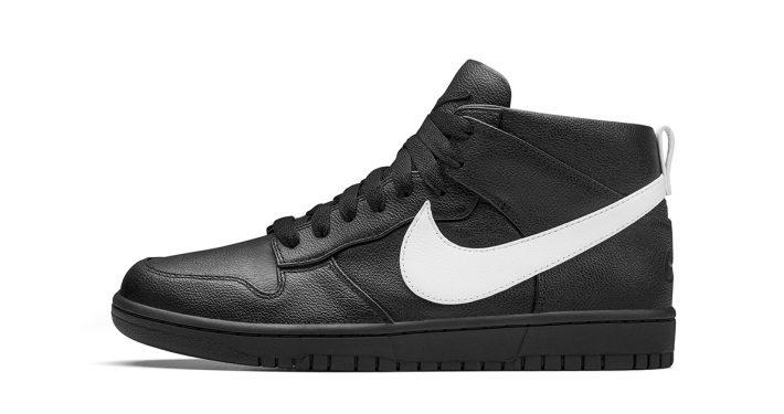 R.T. x NikeLab Dunk Lux Chukka Black