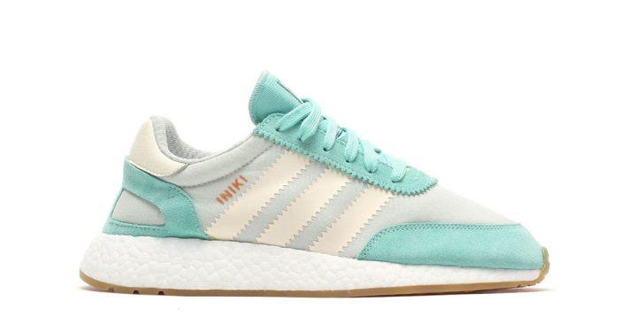 Womens Adidas Iniki Mint