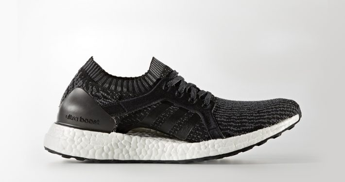 Womens Adidas Ultra Boost X Black