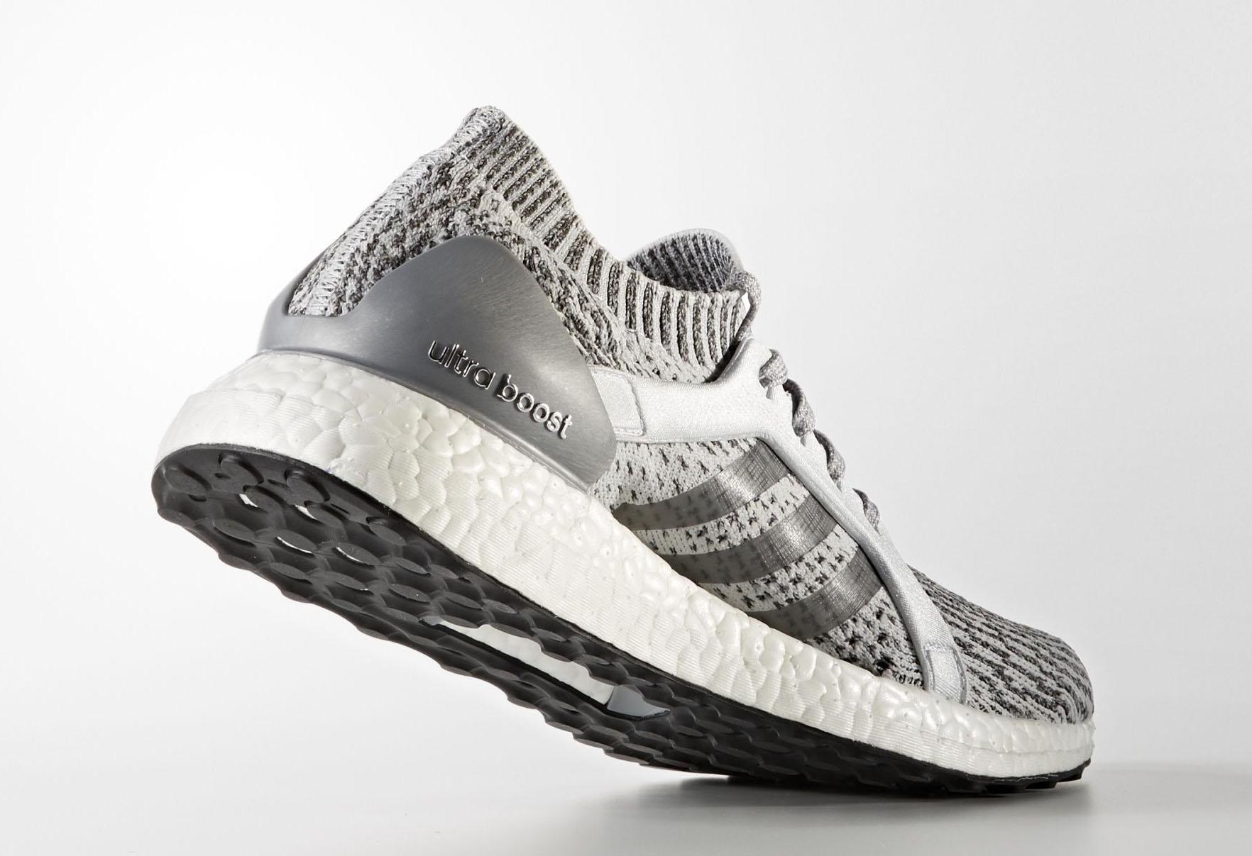 Womens Adidas Ultra Boost X Grey
