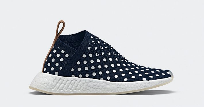 Adidas NMD CS2 Navy Dots Ronin