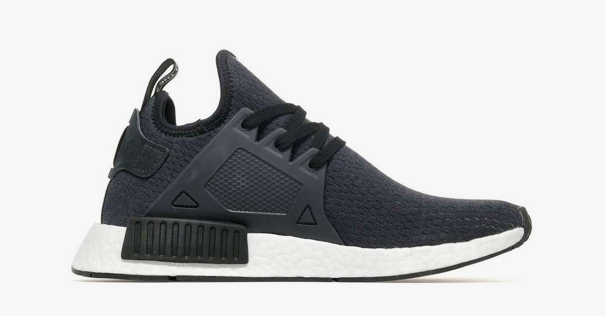 Adidas NMD XR1 Black White JD Sports Cool Sneakers