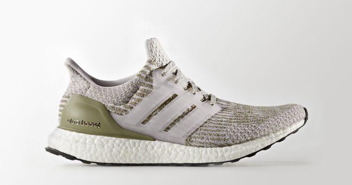 Adidas Ultra Boost 3.0 Pearl Grey