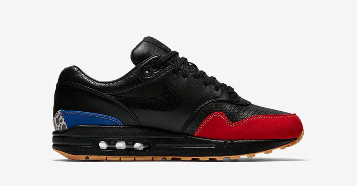 Nike Air Max 1 Master Black