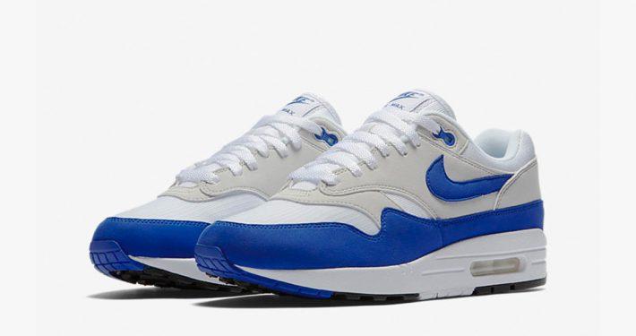 Nike Air Max 1 OG White Blue