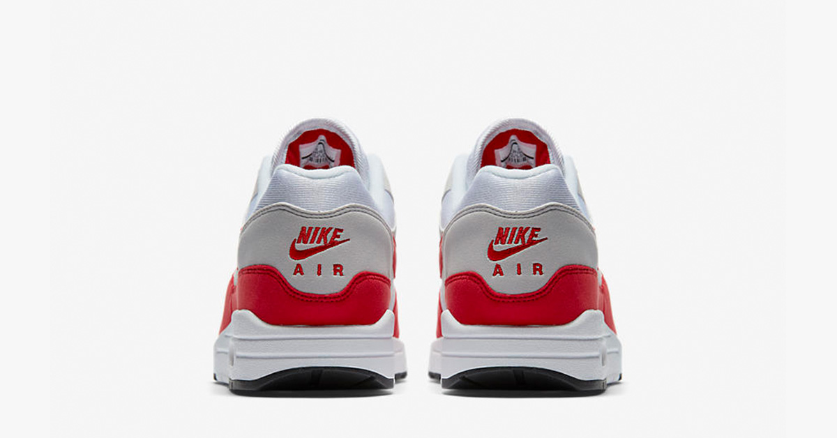 Nike Air Max 1 OG White Red