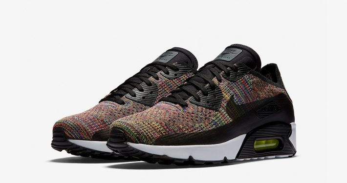 Nike Air Max 90 Ultra Flyknit Multicolor