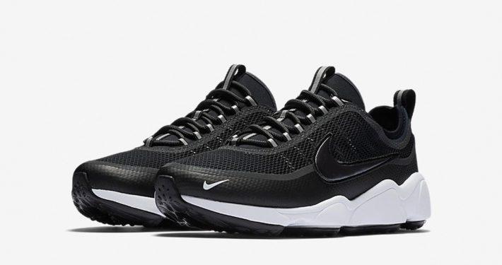 Nike Air Zoom Spiridon Ultra Black Anthracite