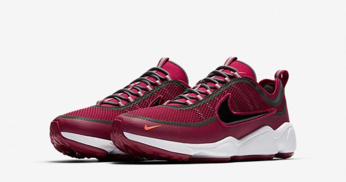 Nike Air Zoom Spiridon Ultra Team Red