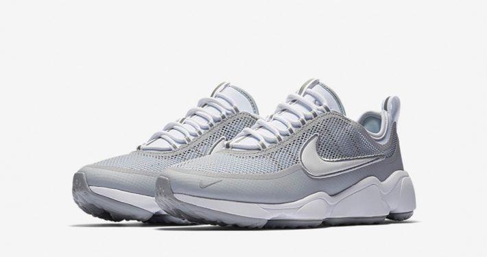 Nike Air Zoom Spiridon Ultra Wolf Grey