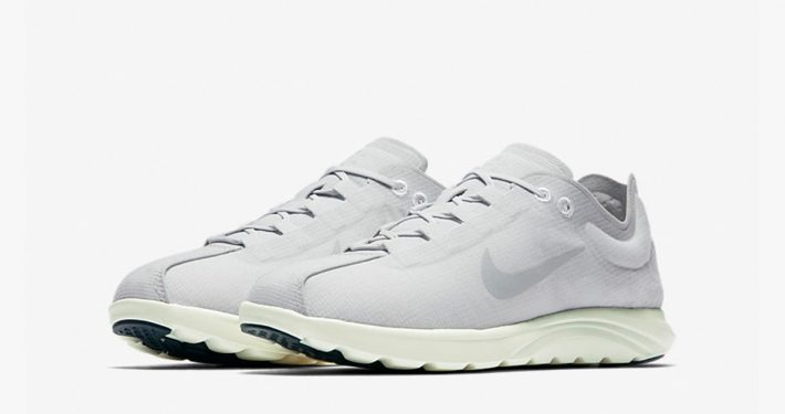 Womens Nike Mayfly Lite SI Pinnacle Pure Platinum