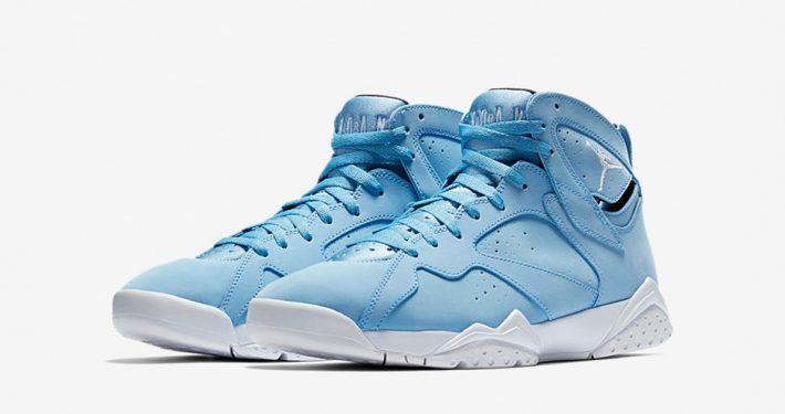 Nike Air Jordan 7 Retro University Blue