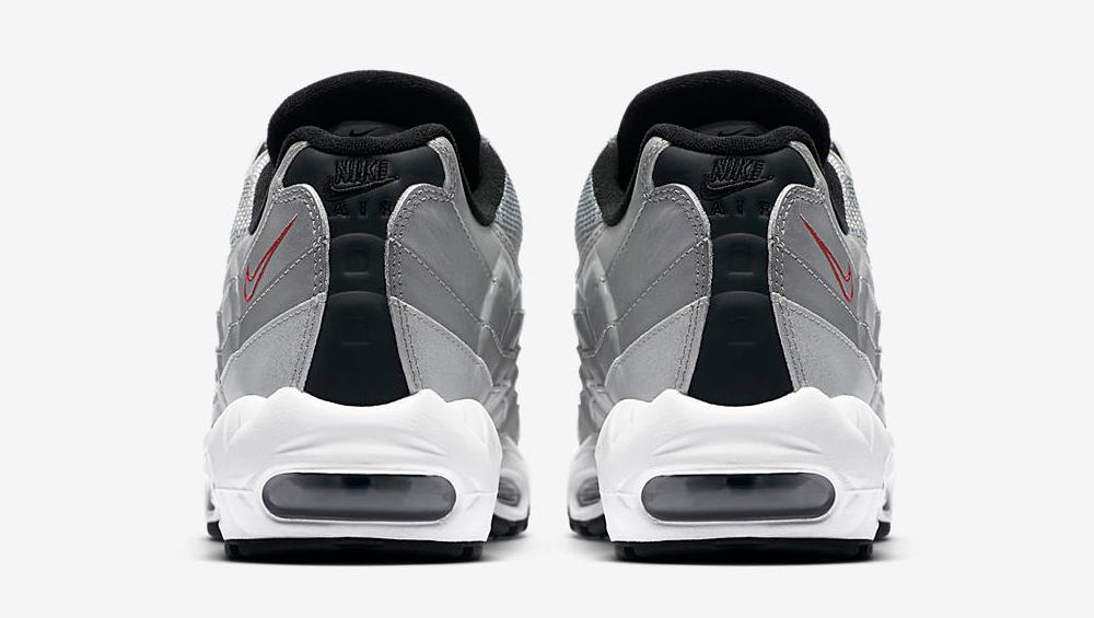 Nike Air Max 93 Mænd Hvid 306551 107