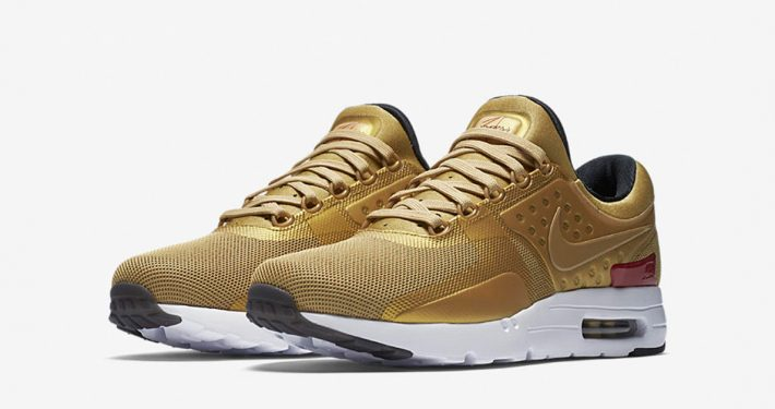 Nike Air Max Zero Metallic Gold