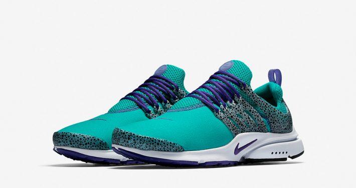 Nike Air Presto Hyper Turquoise Safari