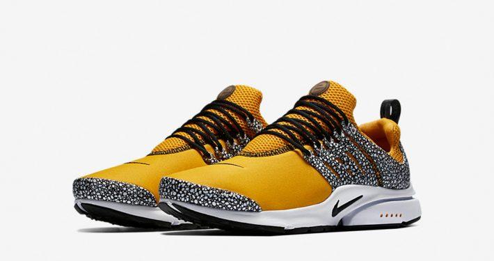 Nike Air Presto University Gold Safari
