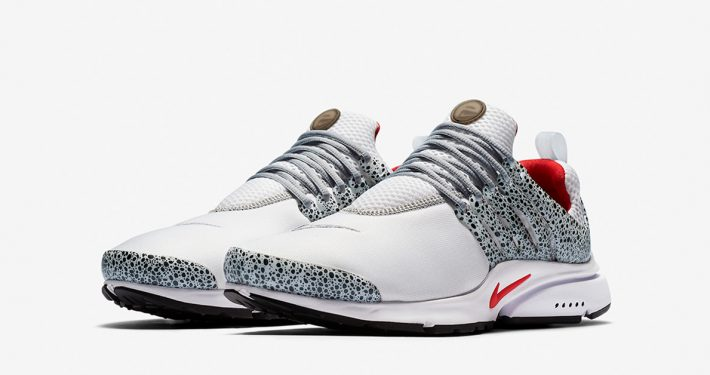 Nike Air Presto White Safari