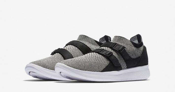 Nike Air Sock Racer Ultra Flyknit Black Grey